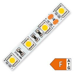 LED pásek 5050 60 WIRELI WW 1140lm 14,4W 1,2A 12V (bílá teplá)                  -LED pásek středního výkonu s výhodnou cenou.