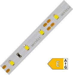 LED pásek 2835  60 WIRELI SW 1560lm 14,4W 1,2A 12V (extra studená)-Výkonný LED pásek pro osvětlování s netradičním barevným odstínem.