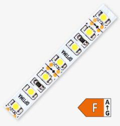 LED pásek 3528 (50m) 120 Optima WC 720lm 9,6W  0,8A 12V (bílá studená)-Cenově optimalizovaný LED pásek malého výkonu s vysokou hustotou LED.