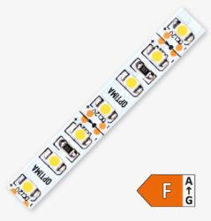LED pásek 3528 (50m) 120 Optima WW 720lm 9,6W  0,8A 12V (bílá teplá)-Cenově optimalizovaný LED pásek malého výkonu s vysokou hustotou LED.