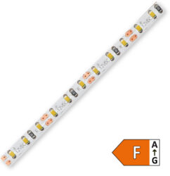 LED pásek 0603 240 WIRELI SLIM WW 960lm 9,6W 0,8A 12V (bílá teplá)-Vysocesvítivý ULTRA SUPERSLIM LED pásek se zvýšenou hustotou čipů o šířce pouhých 3 mm.