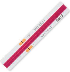 Color LED pásek COF 480 WIRELI 625nm 10W 0,83A 12V (červená)-LED pásek s vysokou hustotou LED.