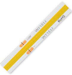 Color LED pásek COF 480 WIRELI 590nm 10W 0,83A 12V (žlutá)-LED pásek s vysokou hustotou LED.