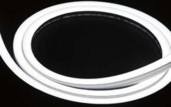 LED NEON 16x16 MM WIRELI WC 576lm 12W 0,5A 24V (bílá studená)-LED NEON s vysokým krytím IP.