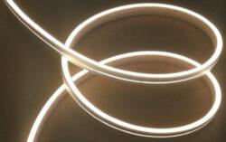 LED NEON 6x12 MM WIRELI WW 624lm 9,6W 0,8A 12V (bílá teplá)-LED NEON s vysokým krytím IP.
