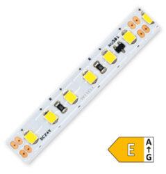 LED pásek hybridní 2835 120 WIRELI WC 2610lm 25W 1,04A 24V (bílá studená)-Vysocesvítivý napěťově napájený LED pásek s proudovým buzením LED diod a vysokou stabilitou parametrů.