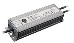 Zdroj napětí 24V 150W 6,3A IP67 POS POWER typ MCHQ150V24-Cenově výhodný výkonný napěťový napájecí zdroj 24V/150W