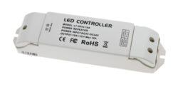 Zesilovač PWM jednokanálový (max.12 )-Pro řízení rozsáhlých LED sestav s více zdroji
