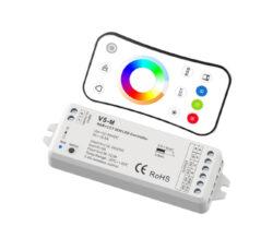 Dotykový dálkový ovladač RGB+CTA s přijímačem B-Dotykový dálkový ovladač RGB+CTA s přijímačem.