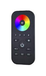 Dotykový čtyřzónový inteligentní dálkový ovladač RGBW-Umožňuje nezávisle ovládat až čtyři RGBW LED osvětlovací sestavy - vysílač
