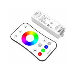 Dotykový dálkový ovladač RGB s přijímačem B-Pro řízení RGB pásků