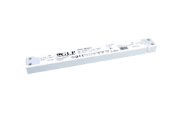 Zdroj napětí 12V 30W 2,5A IP20 SLIM GLP typ GTPC-30-12 S-Napěťový zdroj s extrémně malým průřezem pro LED výkonové osvětlovací profily.