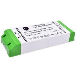 Zdroj napětí 12V 260W(!!!) 21,7A IP20 POS POWER typ FTPC320V12-Interiérový a nábytkový napěťový napájecí zdroj s krytými svorkami.