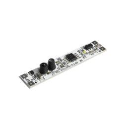 Vypínač a stmívatč do LED profilu IR typ A + kryt opal-Profesionálně připravený vypínač se stmívačem pro nejprodávanější profily SURFACE, GROOVE, CORNER, TRIO.