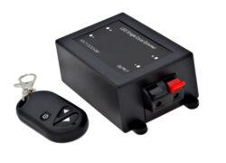 Stmívač LED s DO typ A (přijímač + ovladač 'klíčenka')-Sada přijímače a dálkového ovladače typ klíčenka