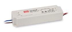 Zdroj LPV-60-24-Standardní napěťový napájecí zdroj pro LED v krytí IP67 24V/60W