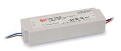 Zdroj LPV-100-24-Standardní mapěťový napájecí zdroj pro LED v krytí IP67 24V/100W