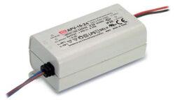 Zdroj APV-16-24-Miniaturní mapěťový napájecí zdroj 24V/16W