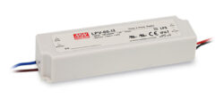 Zdroj LPV-60-12-Standardní napěťový napájecí zdroj pro LED v krytí IP67 12V/60W