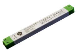 Zdroj napětí 12V  30W 2,5A IP20 SLIM POS POWER typ FTPC30V12-S-Napěťový zdroj s extrémně malým průřezem pro LED výkonové osvětlovací profily