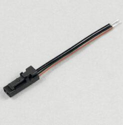 Konektor JST-M samec s kabelem, délka 0,05m, ks-Pro snadné zapojování kabeláže LED sestav.