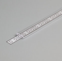Difuzor WIRELI C KLIP ČIRÝ, 2m (metráž)