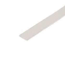 Profil WIRELI P10 chladicí (PEN8, MIKRO10) 10x0,5x2000mm (metráž)-Pomocná montážní a chladící hliníková pásovina