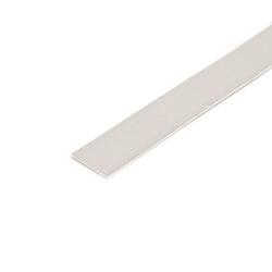 Profil WIRELI P12 chladicí (MIKRO-LINE12) 12,5x0,5x2000mm (metráž)-Pomocná montážní a chladící hliníková pásovina