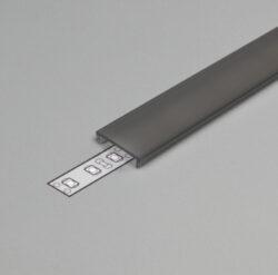 Difuzor WIRELI F KLIP ČERNÝ 2m (metráž)-Difuzor F KLIP černý.