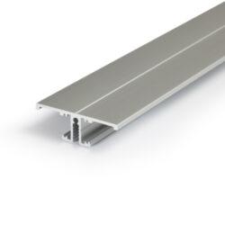 Profil WIRELI BACK10 A/UX hliník anoda, 2m (metráž)-Profil pro podsvícení obrazů a uměleckých děl.