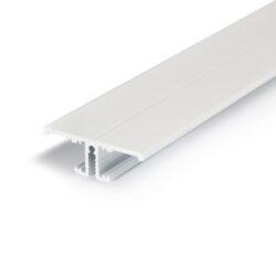 Profil WIRELI BACK10 A/UX bílý komaxit,  2m (metráž)-Profil pro podsvícení obrazů a uměleckých děl.