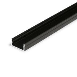 Profil WIRELI BEGTON12 J/S černá anoda, 2m (metráž)-Dostupnost tohoto profilu by měla být od ČERVENCE 2016.