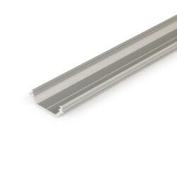 Profil WIRELI QUARTER10 BD/U6 stříbrný elox, 2m (metráž)-Úhlový profil rohový.