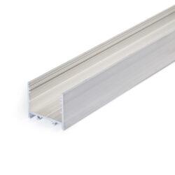 Profil WIRELI VARIO30-02 hlíník surový, 2m (metráž)