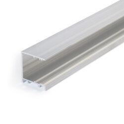 Profil WIRELI VARIO30-03 hlíník surový, 2m (metráž)
