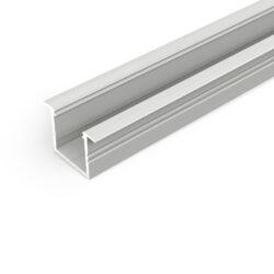 Profil WIRELI SMART-IN16 BC3/U4 hliník anoda, 2m (metráž)-Hliníkový vkládaný profil.