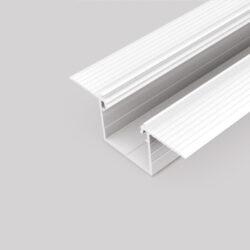 Profil WIRELI LINEA-IN20 TRIMLESS EF bílý komaxit, 2m (metráž)