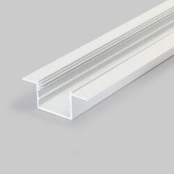 Profil WIRELI VARIO30-05 bílý komaxit 2m (metráž)-Hliníkový vkládaný profil pro zapracování do omítky.