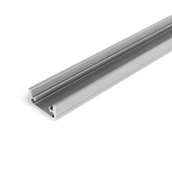Profil WIRELI FLOOR8 K hliník anoda, 2m (metráž)