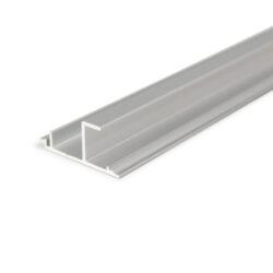 Profil WIRELI WAY10 C hliník anoda, 2m (metráž)-Speciální profil.