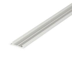 Profil WIRELI FIX12 montážní lišta hliník anoda, 2m (metráž)