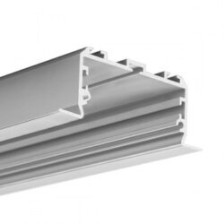 Profil WIRELI LARKO-50 hliník anoda, 2m (metráž)