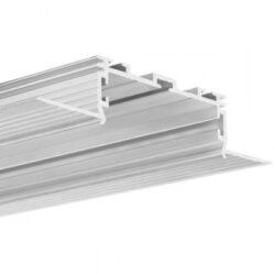 Profil WIRELI KOZUS-50 hliník surový, 2m (metráž)