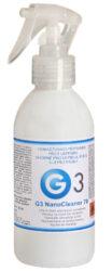 Čistič podkladů před lepením 300 ml G3 Nano cleaner (sklo, keramika, kovy, plast-Čistící prostředek pro neporézní materiály